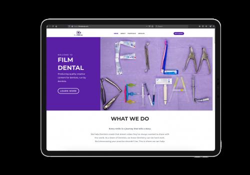 website modal