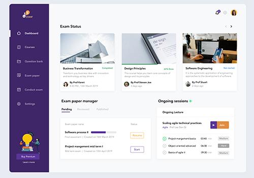 Examples of Web Portal Software Development