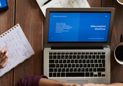 Online Portal Development Agency & Target