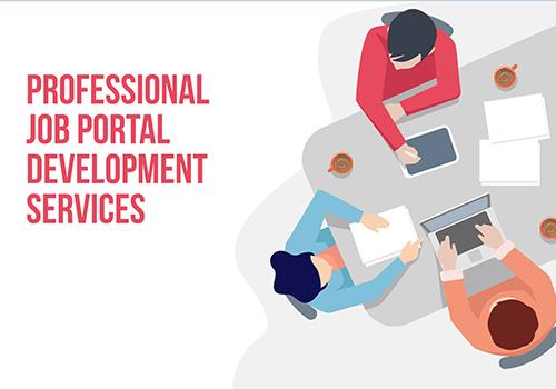 Professional Job Portal Development Services