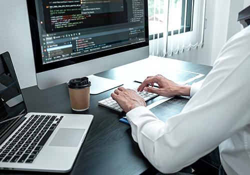 custom web app developer